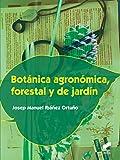 Image de Botánica agronómica, forestal y de jardín (Agraria)