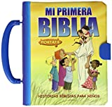 Mi primera Biblia portátil: Historias bíblicas para niños (La Biblia y los niños)