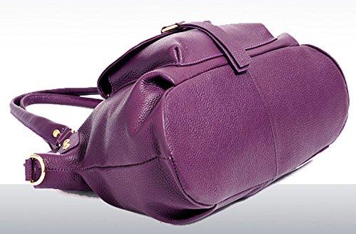 Keshi Leder neuer Stil Damen Handtaschen, Hobo-Bags, Schultertaschen, Beutel, Beuteltaschen, Trend-Bags, Velours, Veloursleder, Wildleder, Tasche Saphirblau