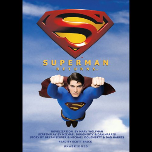 Superman Returns  Audiolibri