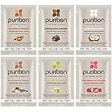 Caja de muestras de batidos de proteínas (6 x 40g). Ideal para perder peso & recuperación post-ejercicio – sustituto de comida 100% natural – Batido para el desayuno