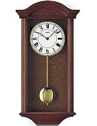 ad518b73af65 Reloj De Péndulo AMS 990 1 – Reloj de pared con péndulo de cuarzo