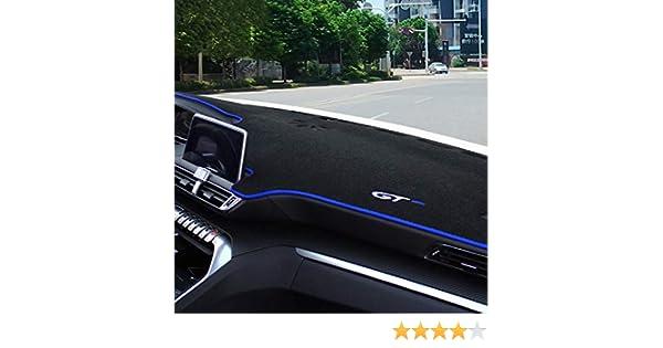 per 3008 3008 GT 5008 tappetini antiscivolo Tappetino per cruscotto auto accessori per cruscotto