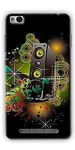 Xiaomi Redmi 3S Designer Hard Plastic Back Cover By DigiPrints