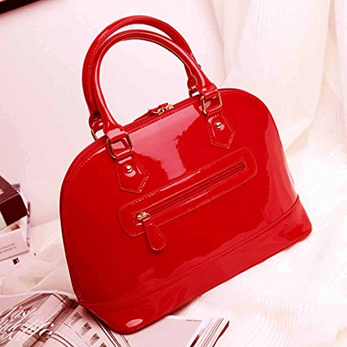 AiSi, Borsa tote donna Large Red