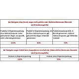 WOLTU BH23ws-2 Barhocker Tresenhocker, gute gepolstert, Kunstleder, Höhenverstellbar, Drehbar, 11 Farben, 2 x Hocker, Weiss -