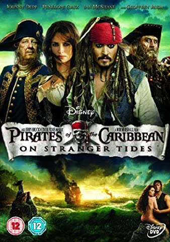 Pirates of the Caribbean: On Stranger Tides [DVD] (2011) by