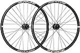 Spank Spike Race28 DH 26 Zoll wheelset 20 mm,12/150 mm-Bead Bite Laufräder, Black