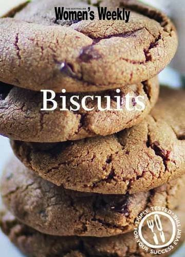 Biscuits (AWW) by The Australian Women's Weekly (2010) Paperback