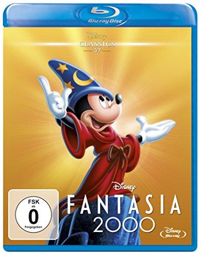 Bild von Fantasia 2000 - Disney Classics [Blu-ray]