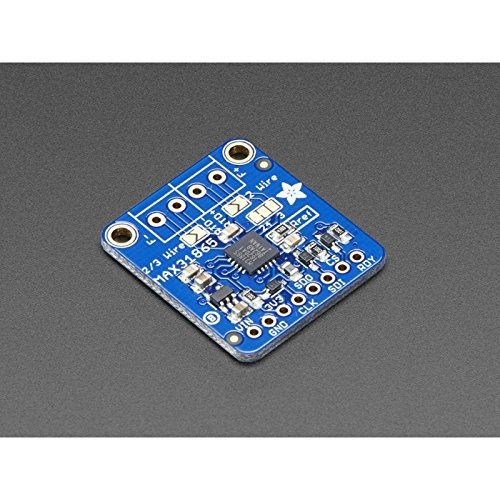 Adafruit PT100 RTD Temperature Sensor Amplifier - MAX31865 -