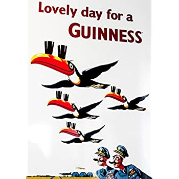 date unknown Ireland 250gsm A3 Poster GUINNESS IS GOOD FOR YOU