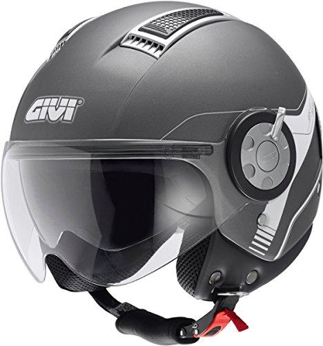 GIVI HPS 11.1Air casco Demi Jet di h111bb50860