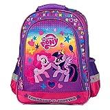 My Little Pony sac a dos cartable école loisirs extrascolaires Mon Petit Poney Arc en Ciel...