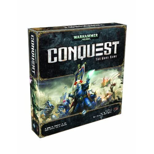 Warhammer 40,000 Conquest The Card Game Core Set by Eric M. Lang (2014-10-22)