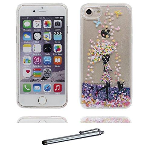 Coque étui Pour Apple iPhone 5 5S SE Ultra Fine Slim Case Poids léger Flexible TPU Gel Anti Choc Peinture Motif Abricotier Couleur-12