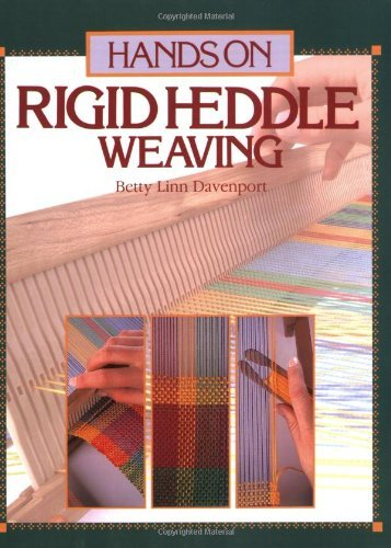 Hands on Rigid Heddle Weaving (Hands on S) by Betty Linn Davenport (1987-12-01)