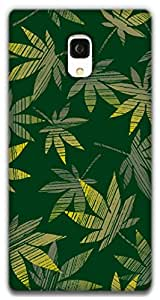The Racoon Grip Green Grass hard plastic printed back case / cover for Xiaomi Redmi