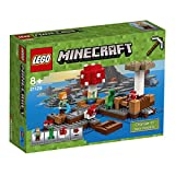 LEGO Minecraft - Isla champiñón (21129)