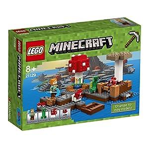 LEGO Minecraft 21129 – Die Pilzinsel