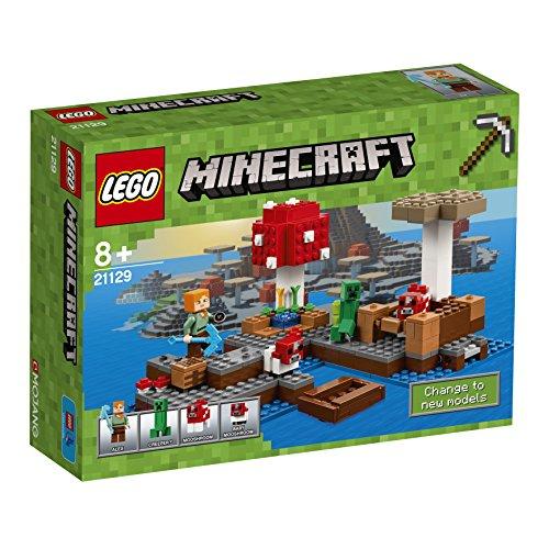 LEGO Minecraft – Die Pilzinsel