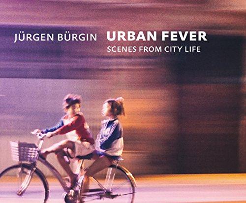 New York Street Scene (Urban Fever. Scenes from city life.)