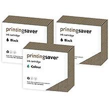 SET & NEGRO de cartuchos de tinta compatibles para CANON Pixma iP2200, iP2400, MP150, MP160, MP170, MP180, MP450, MP460, MX300, MX310 & MultiPass 450, MP150, MP160, MP170 impresoras