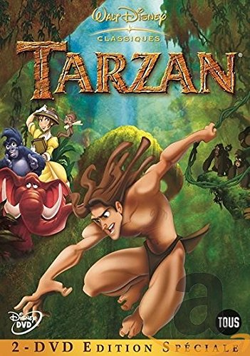 Preisvergleich Produktbild Tarzan -Spec- [DVD]