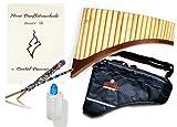 panflöten Kit pour débutants de plaschke naturel