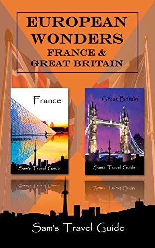 European Wonders: France & Great Britain book cover