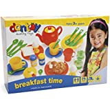 Dantoy Breakfast Time Set (34 Pieces) by Dantoy