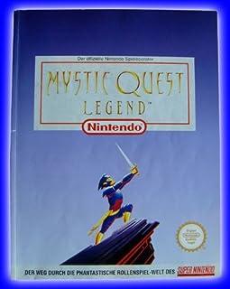 Mystic Quest Legend - Lösungsbuch / Spieleberater (B0034D4894) | Amazon price tracker / tracking, Amazon price history charts, Amazon price watches, Amazon price drop alerts
