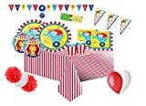 Creative Converting Kit n 66 Coordinato Compleanno Circo
