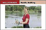 Nordic Walking (Arbeits- und Stationskarten) -