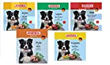Amora Sensitive Mixpaket 30 x 400g (Pute, Truthahn, Rind, Huhn u. Lamm)