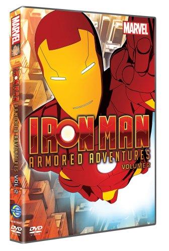 Iron Man - Armored adventuresStagione01Volume02Episodi006-009