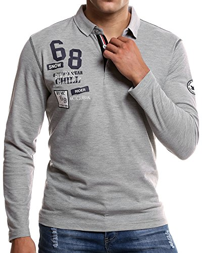 COOFANDY Langarm Lose Bluse Hemd Shirt Oversize Sweatshirt Oberteil Tops
