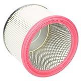 Wessper Cartouche filtrante pour aspirateur Philips PRO 25 (Pour usage humide et sec)