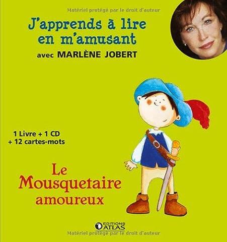 Le Mousquetaire amoureux (1CD audio)
