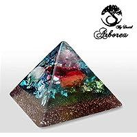 Orgonite Pyramide, Energetische Pyramide, türkis, Amethyst, 22Karat Gold preisvergleich bei billige-tabletten.eu