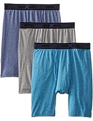 Hanes Veste Ultimate x-temptm jambes Plus longues Performance Boxer Slip un confort optimal Flex 3Taille 3assorties