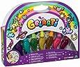 Giochi Preziosi 70140241 - Gelarti Regenbogenfarben Pack Mit Sticker