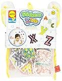 Cuckoo Alex Rub a Dub ABC Stickers for the Tub bath toy