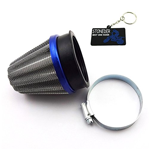 stoneder 58mm Racing Luftfilter für Trail Motor Dirt Pit Bike Motorrad Motocross (Racing Luftfilter)