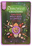 John West Creations Tuna, Wild Rice & Indian Lentils 180g