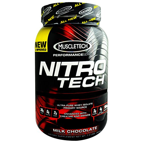 MUSCLETECH NITROTECH PERFORMANCE SERIES 907 GR Cioccolato - 51ufqNJjHcL