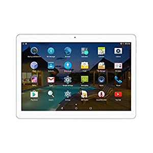 Android-Tablet-with-Dual-SIM-Card-Slots-Unlocked-10-inch-101-IPS-Screen-Octa-Core-2GB-RAM-32GB-ROM-3G-Phablet-with-WiFi-GPS-Bluetooth-Netflix-Silver