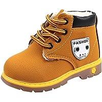Heligen Kinderschuhe Schneestiefel für Mädchen Jungen Mode Stiefel Weichen Boden der Baby Mädchen 21-30 Stiefel... preisvergleich bei billige-tabletten.eu