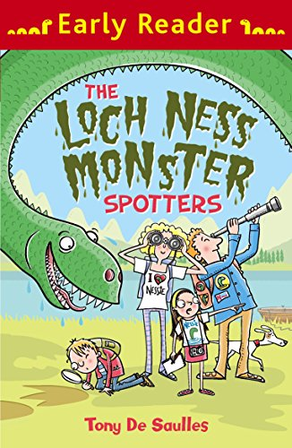 The Loch Ness Monster spotters
