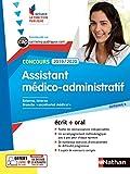 Assistant médico-administratif - Catégorie B - Intégrer la fonction publique - 2019/2020...